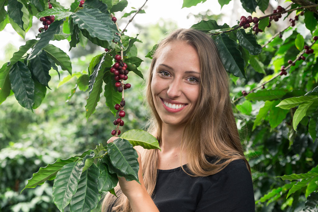 Victoria Handskemager Wagner - Producer, Shade Grown Coffee