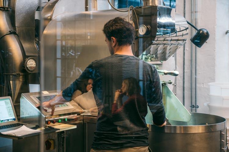 Casper Engel Rasmussen, Coffee Collective, Copenhagen, Denmark